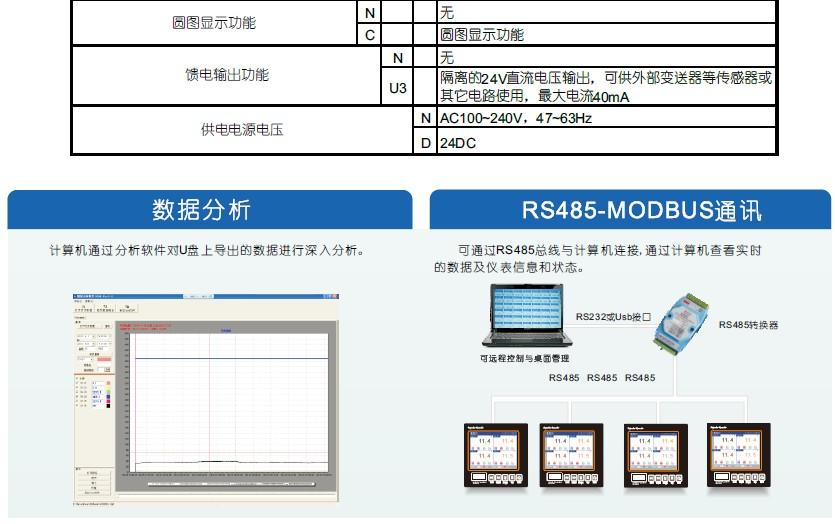 KH300F超小节Mini型无纸记录仪